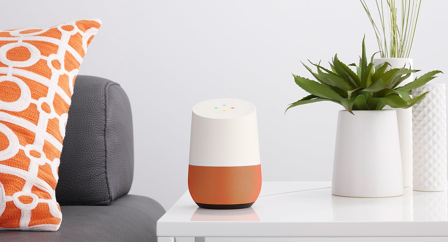 Google Home compatible devices
