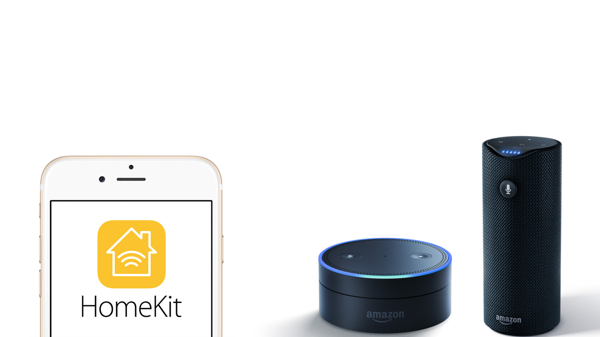 Homekit vs Alexa