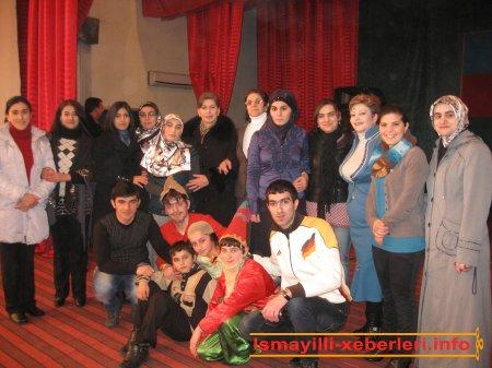 Xüsusi qayğıya ehtiyacı olan uşaqlar üçün Novruz bayramı şənliyi