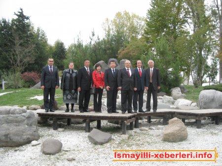 Azərbaycan-Yaponiya və İto-İsmayıllı