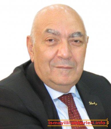 İsmayıllı rayonu İcra Hakimiyyətinin başçısı Sadıqov Mirdaməd Mirsadıq oğlu