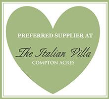 Preferred Supplier The Italian Villa