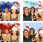 Christmas Photo Booth Dorset