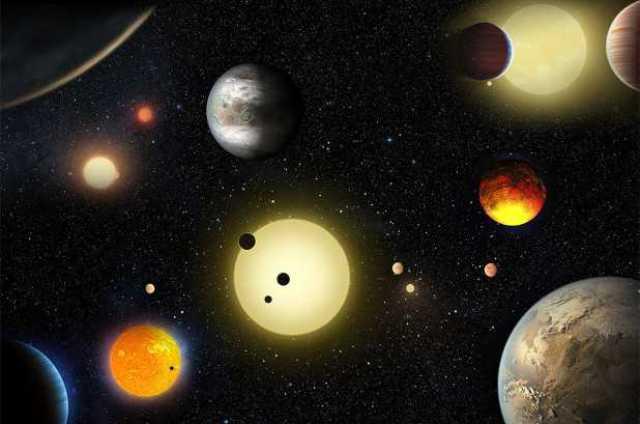 Güneş Sisteminin Dışında Bulunan 100 Dünya Benzeri Gezegen
