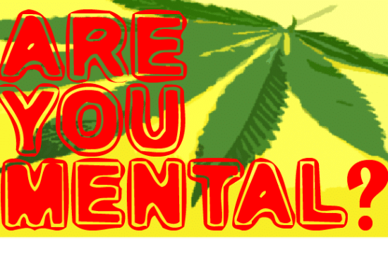 , Are-You-Mental? Recreational Cannabis Users, ISMOKE