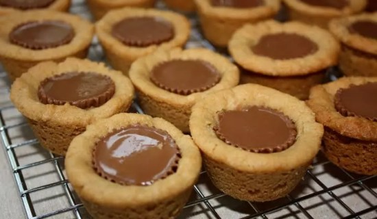 , Peanut Butter Cup Cannabis Cookies
