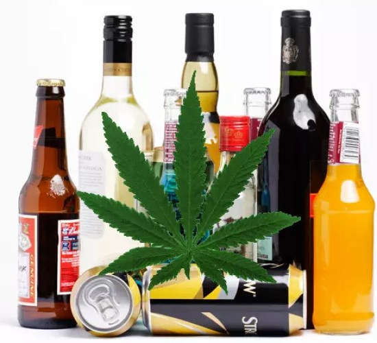 , Cannabis Vs. Alcohol: Socioeconomic Effects