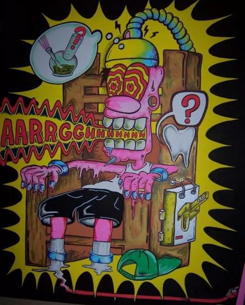 , TROG – Stoner Art