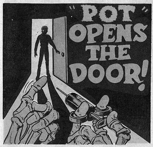 , UK Tabloid Reefer Madness: Cannabis Leads To An Early Death?, ISMOKE