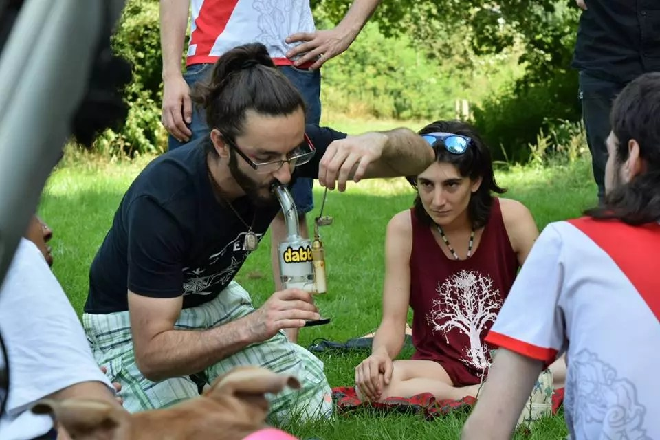 , Hemel Hempstead Cannabis Club Awareness Picnic July 2016, ISMOKE