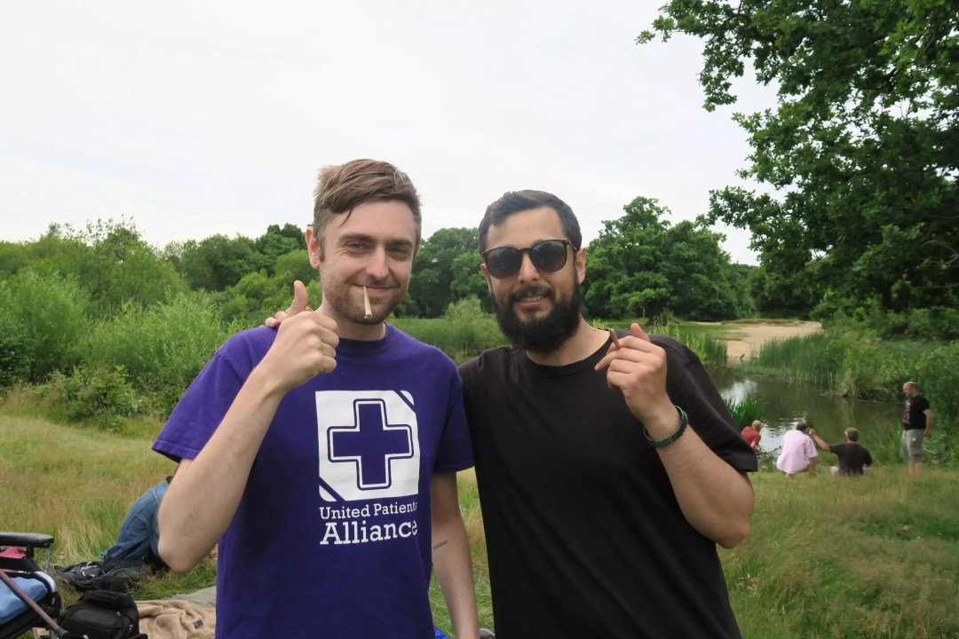 , Tottenham Cannabis Club Awareness Day July 2016 Write-Up