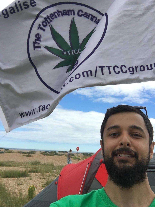 , Hampshire Cannabis Community Beach BBQ 2016, ISMOKE