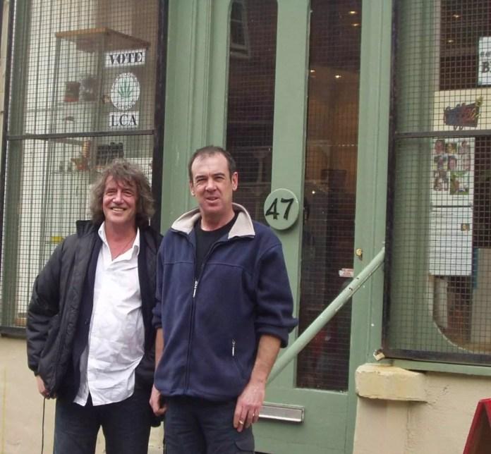 Jeff Ditchfield, ISMOKE Interviews Jeff Ditchfield – Bud Buddies