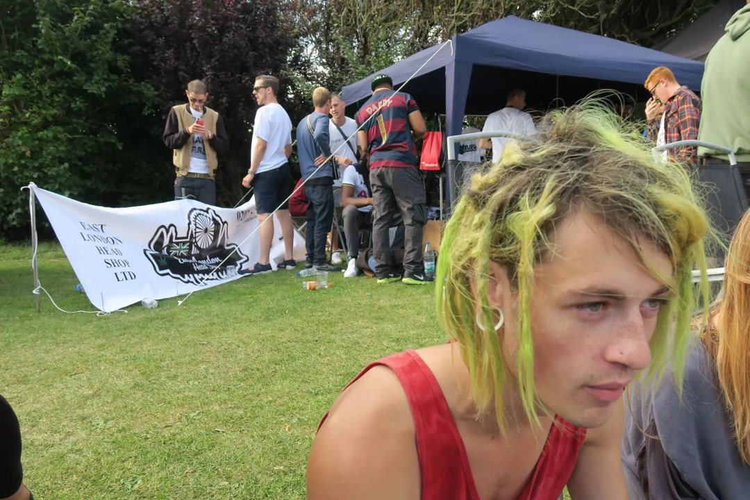 UK Cannabis Community, Jerk & Fire BBQ 2016 and the Power of the UK Cannabis Community, ISMOKE
