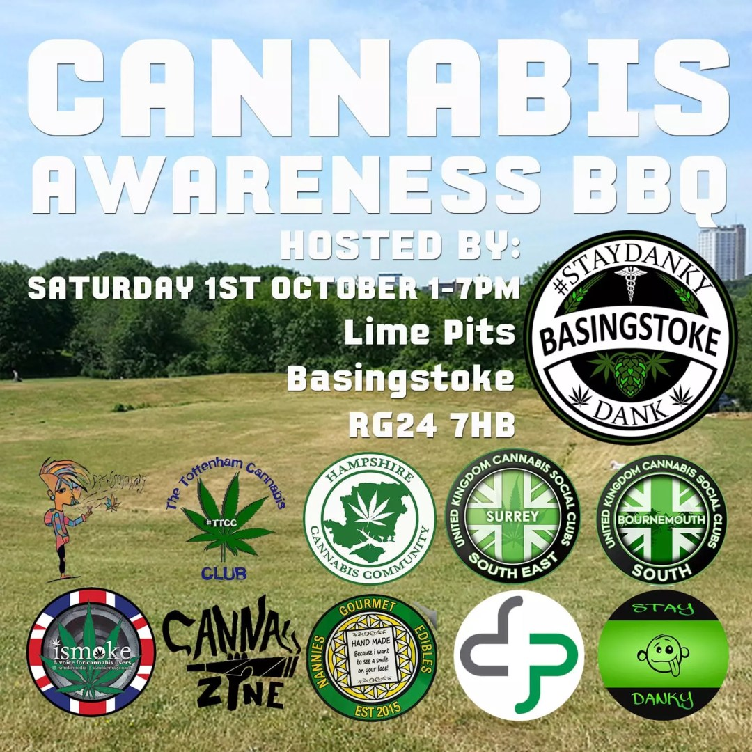 , Add these Upcoming Cannabis Events to Your Diary: Basingstoke & Leeds, ISMOKE