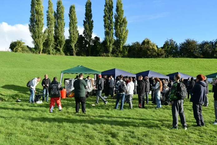 , Bright Skies and Positive Vibes – Basingstoke Cannabis BBQ