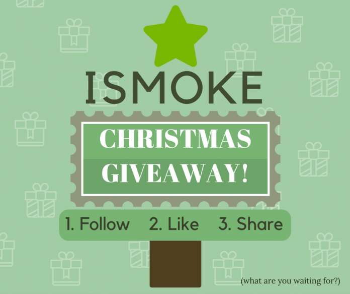 , Merry Christmas from ISMOKE!