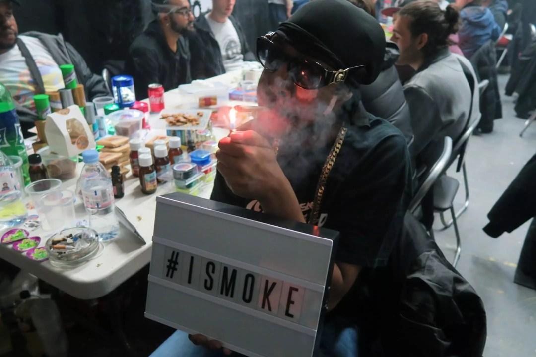 , London Smoking Club February Secret Session