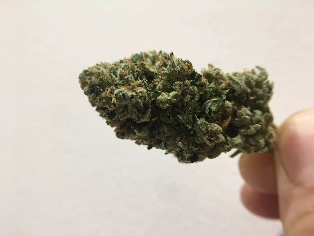 OG #18, OG #18 Cannabis Strain Review, ISMOKE