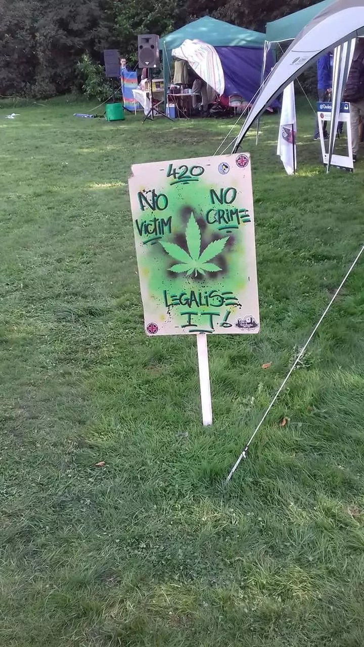 All Out August, Durham City Cannabis Club – All Out August 2017, ISMOKE