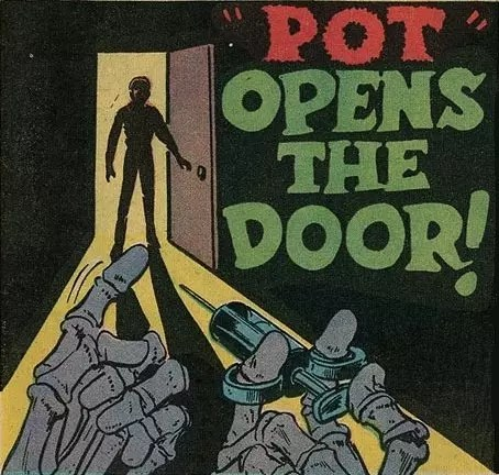 Gateway Theory, Cannabis and The Gateway Theory