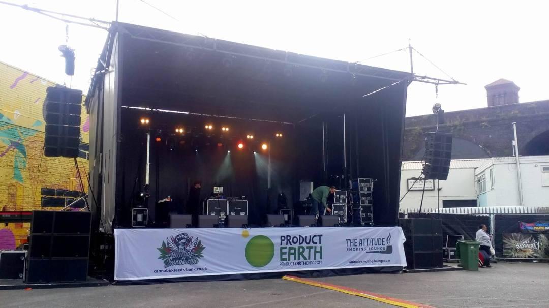 Product Earth 2017, Product Earth 2017: UK Hemp, Cannabis and Alternative Lifestyle Expo & Festival