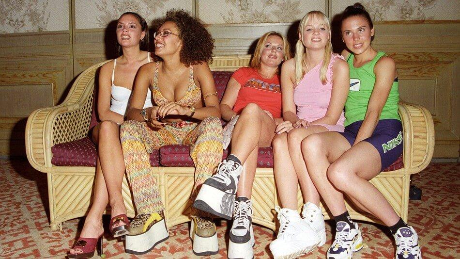 Buffalo London: Las icónicas plataformas deportivas de las Spice Girls están de vuelta
