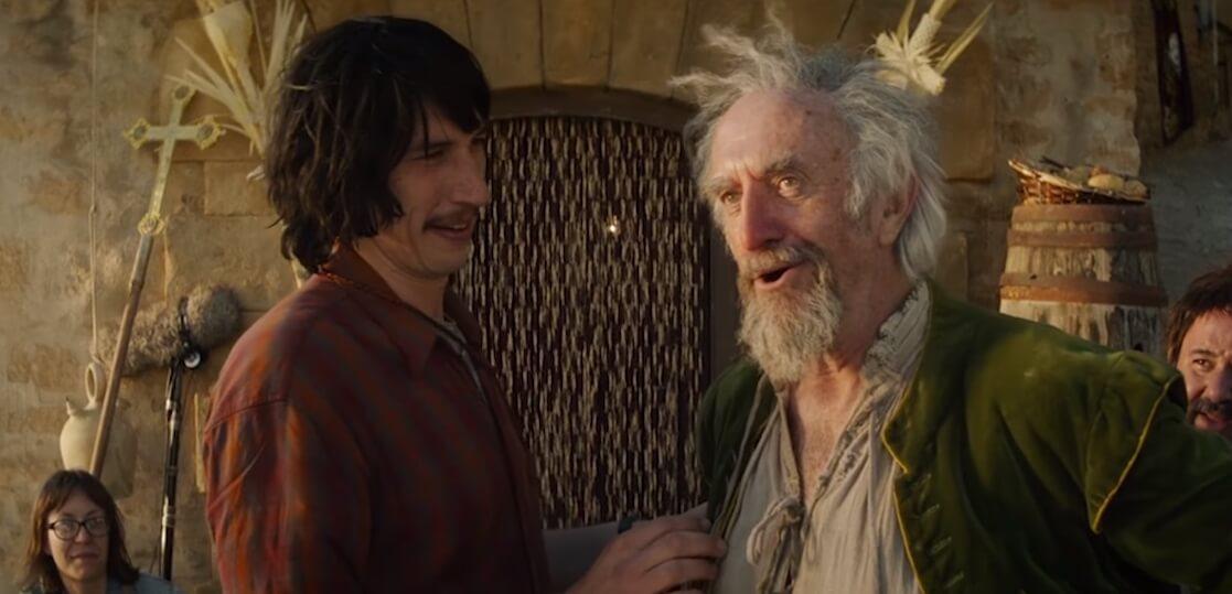 "Al fin llega el esperado trailer de ""The Man Who Killed Don Quixote"" de Terry Gilliam"
