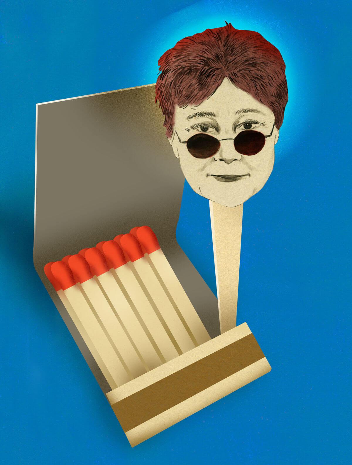 De Thom Yorke a Yoko Ono: 7 excéntricos rituales y supersticiones de grandes artistas