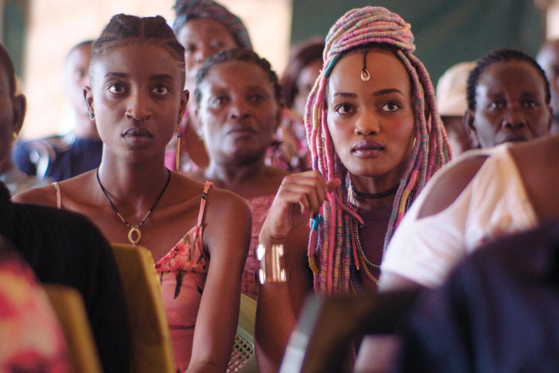 """""""Rafiki"""", el filme LGBT ovacionado en Cannes que amenaza con llevar a su directora a la cárcel"""