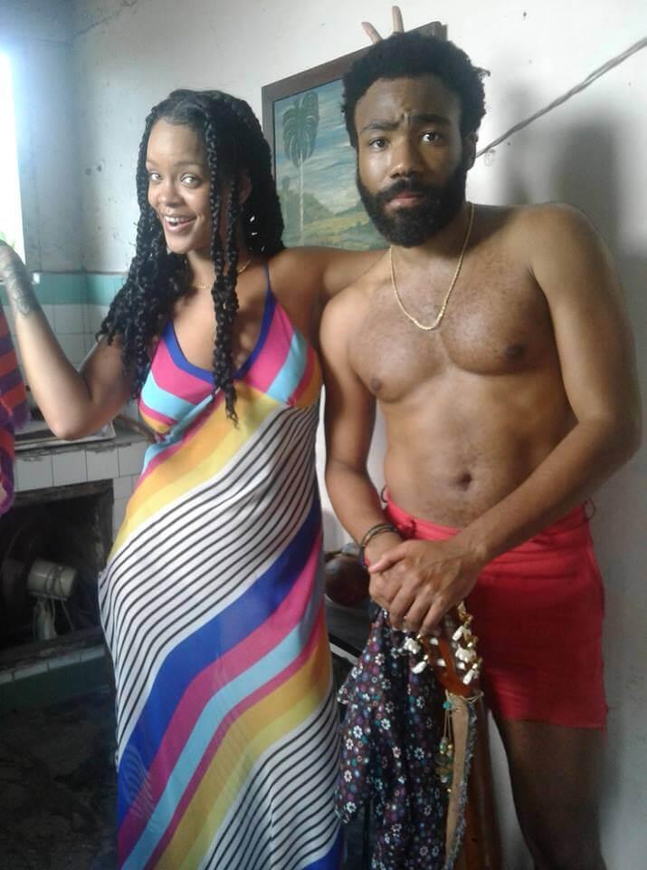 """Rihanna y Donald Glover en Cuba: Todo lo que debes saber de su película """"Guava Island"""""""
