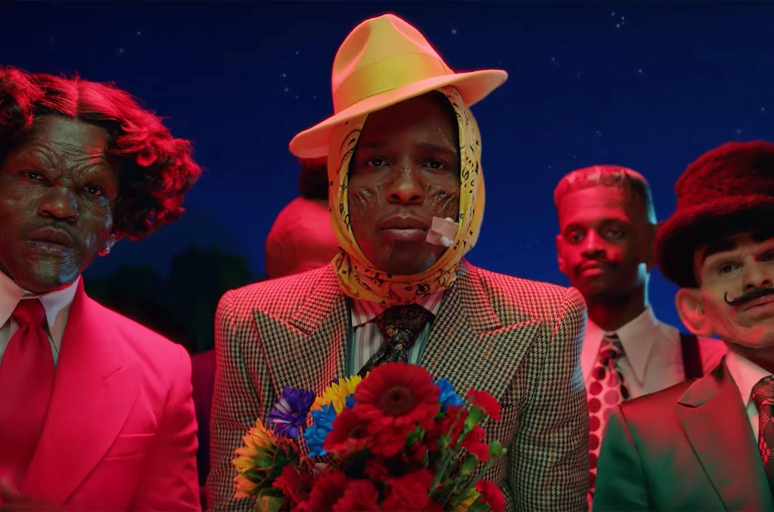10 lanzamientos recientes que debes escuchar: A$AP Rocky + GoldLink + Twin Shadow y más