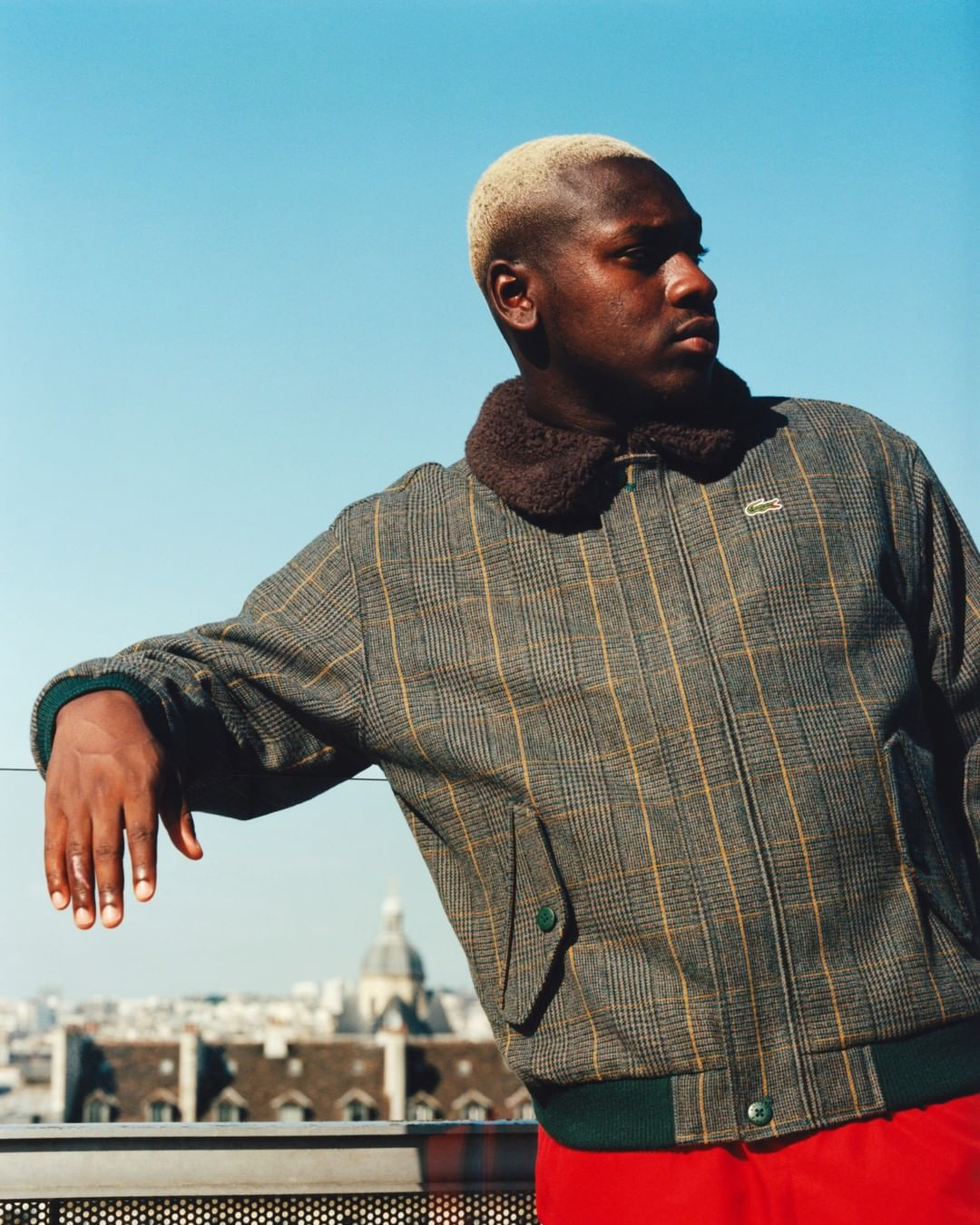 Supreme y Lacoste unen elegancia y streetwear en su nueva colección FW19