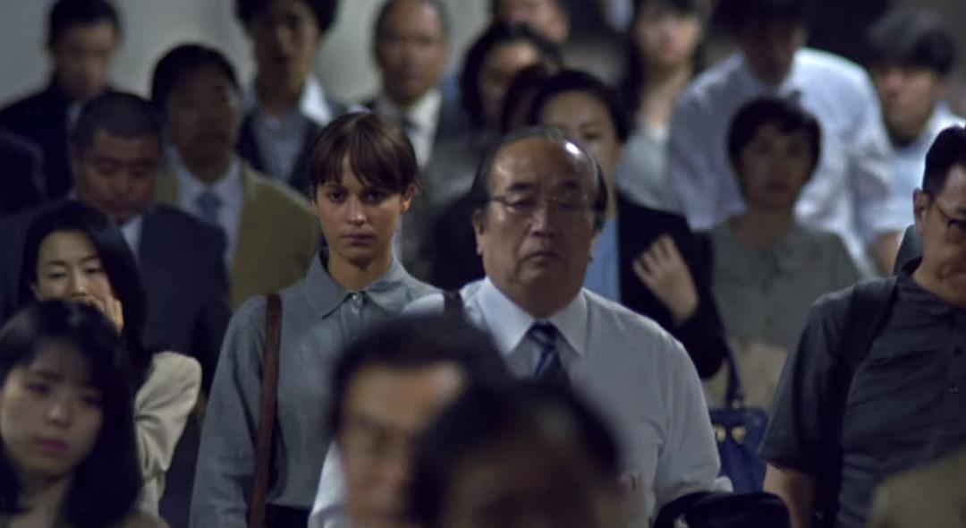 """""""Earthquake Bird"""": Alicia Vikander protagoniza el nuevo y misterioso thriller neo-noir de Netflix"""