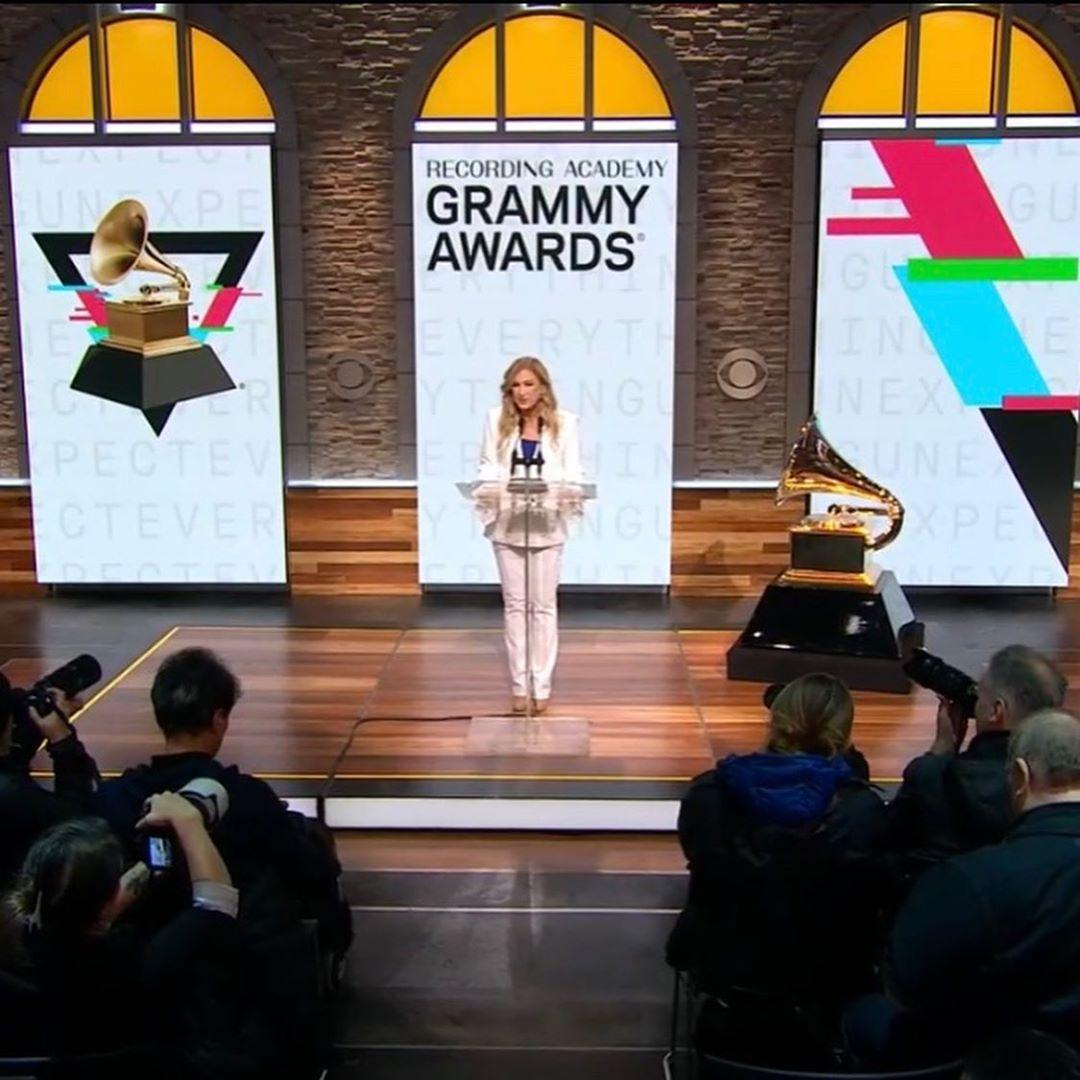 Deborah Dugan, ex CEO de los Grammys, denuncia cultura machista, racista y sexista en la Academia de Grabación