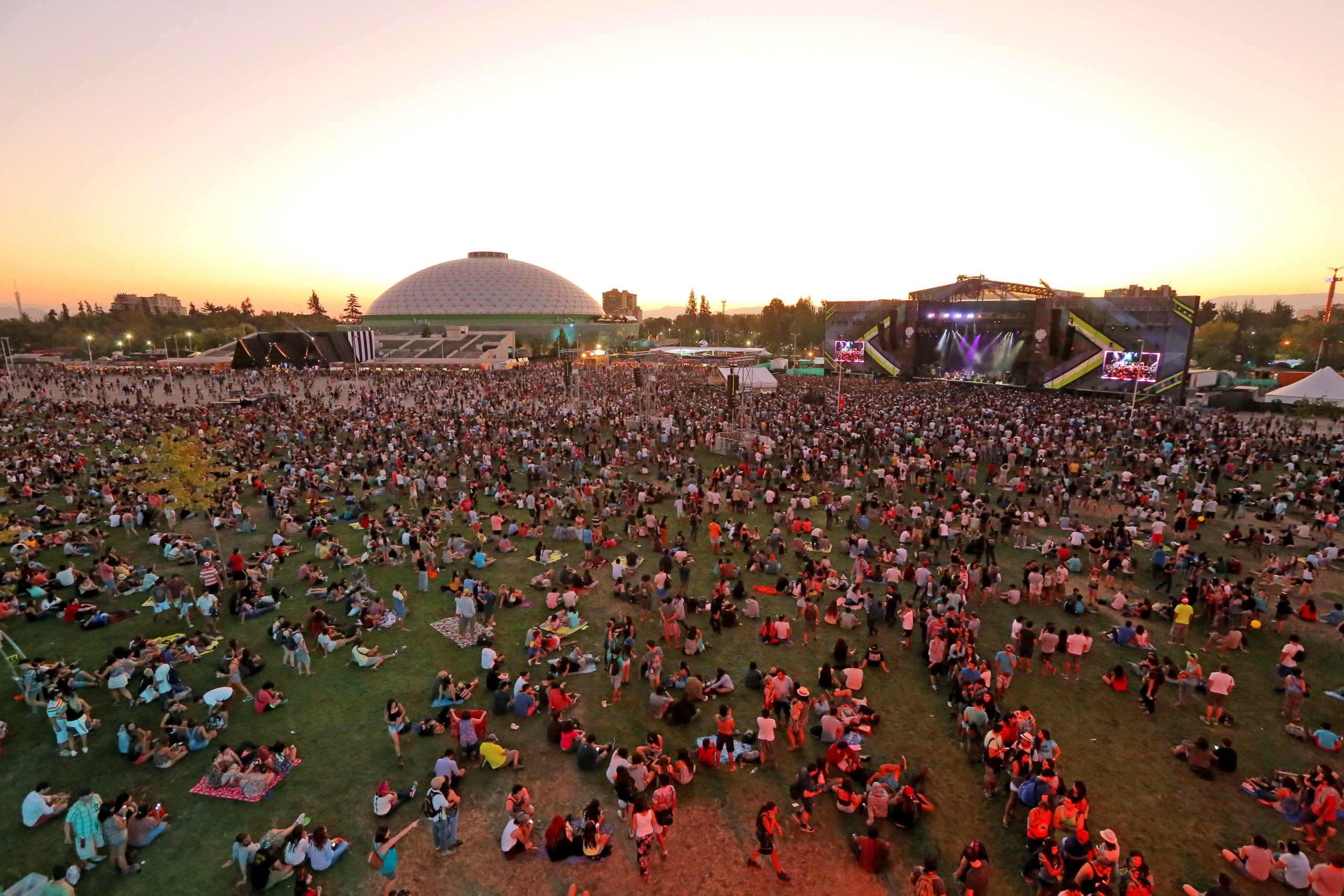 Lollapalooza Chile 2020: Ya están aquí los horarios del festival que celebra 10 años