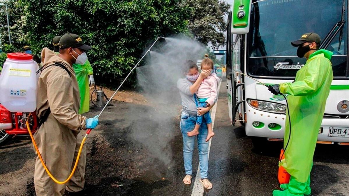 Coronavirus: Liberados 1.300 presos en Argentina por riesgo de contagio; 56% de los casos de Colombia están en Bogotá
