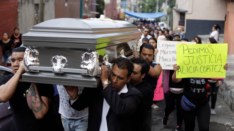 Los asesinatos en México cobran casi 10 veces más vidas que el coronavirus