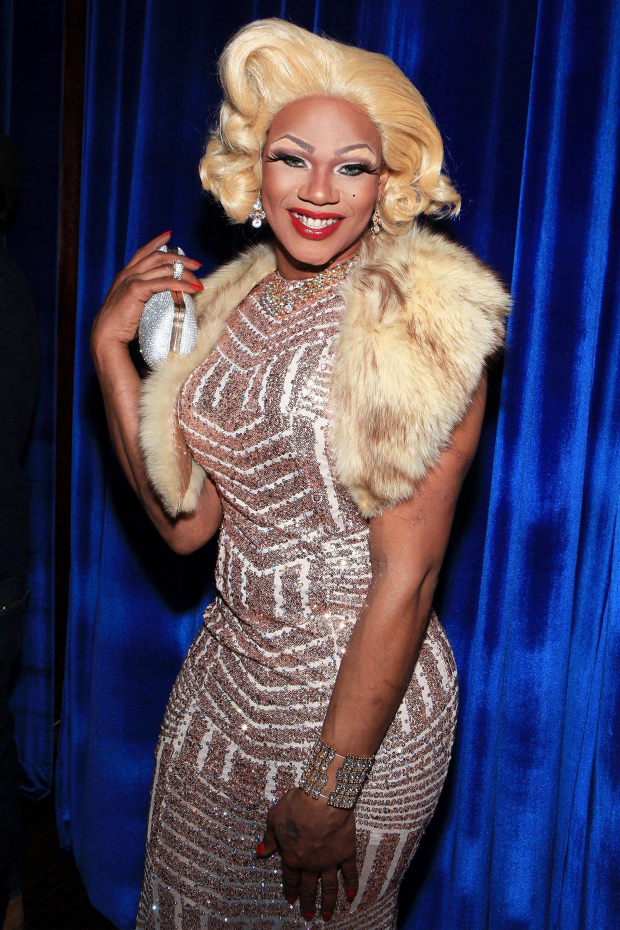 """Chi Chi DeVayne, estrella de """"RuPaul's Drag Race"""", fallece a los 34 años"""