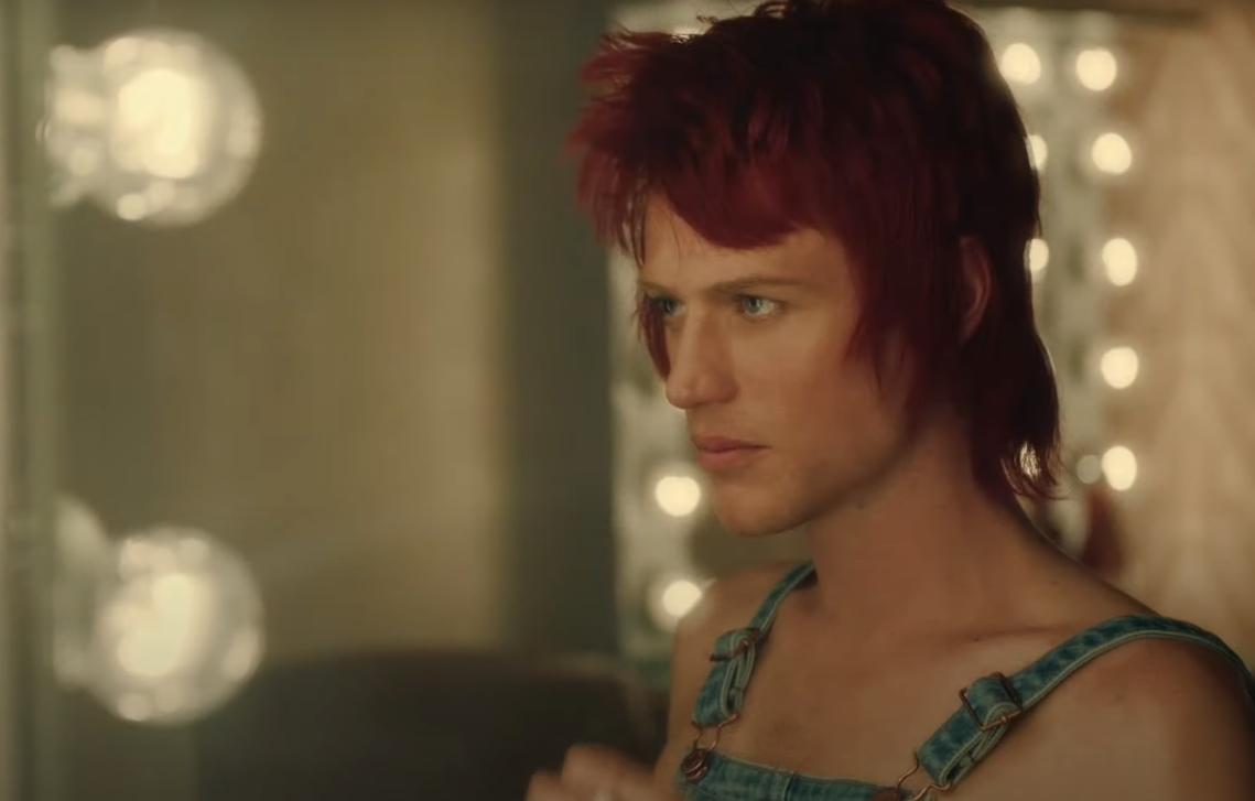 """""""Stardust"""": David Bowie se transforma en el legendario Ziggy Stardust en el trailer de su nueva biopic"""