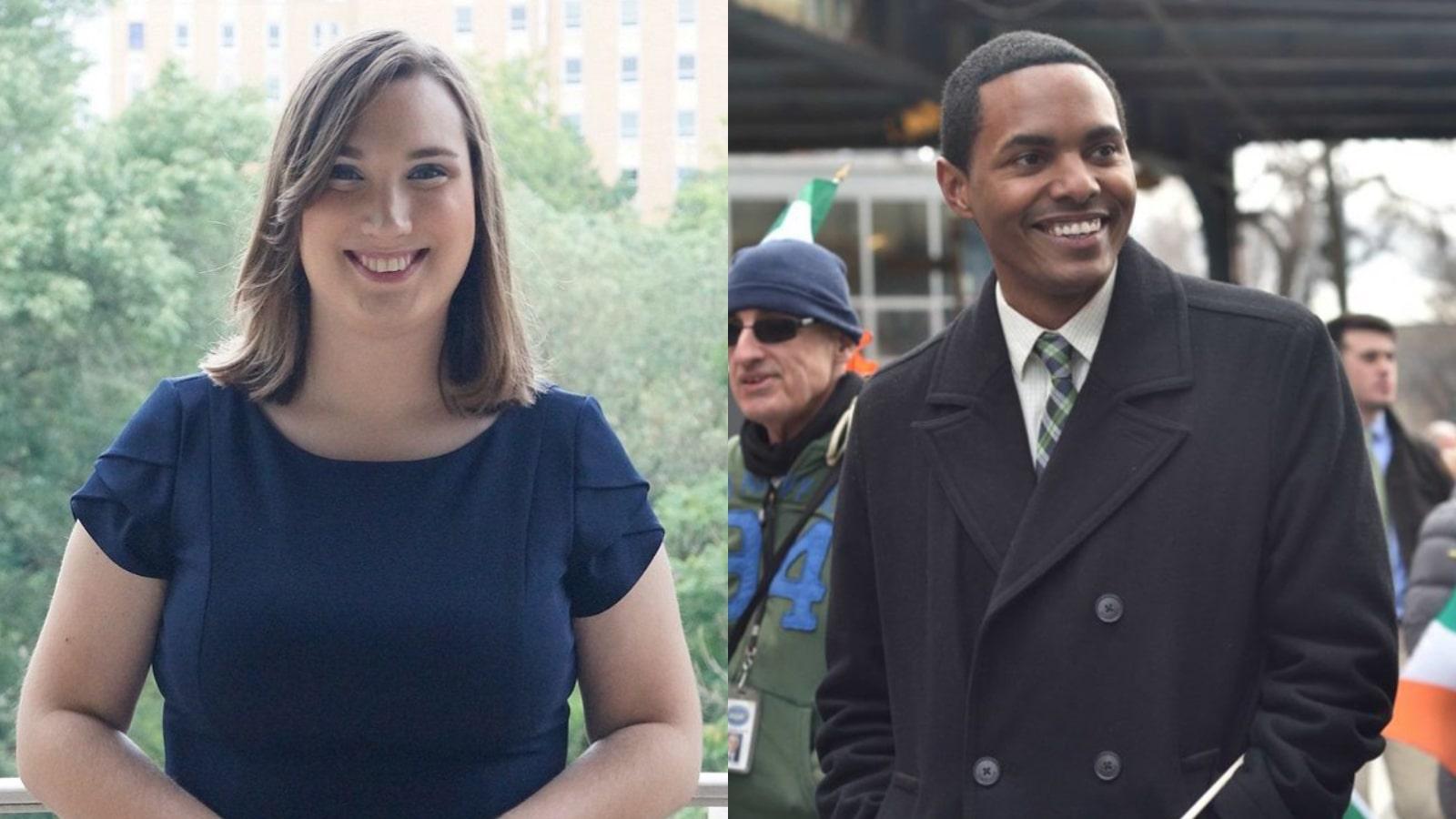 Estados Unidos tiene su primera senadora transgénero y al primer congresista LGBTQI+ afrolatino