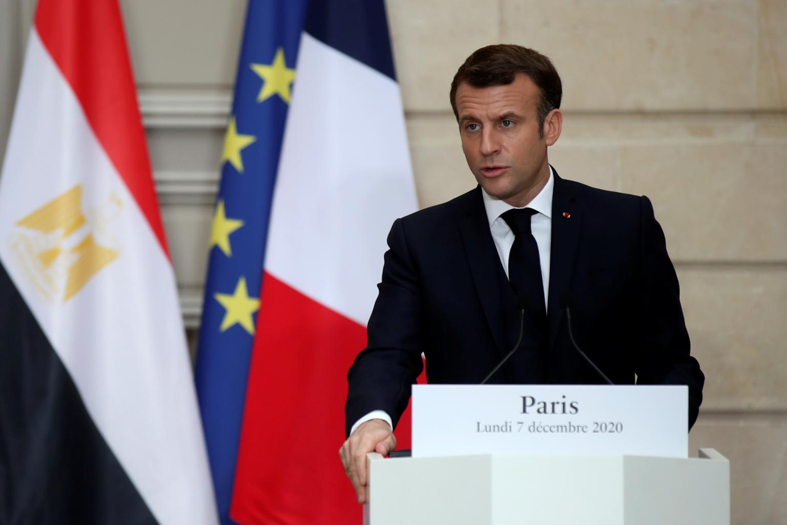 """Francia: Macron busca aprobación de ley contra el """"islamismo radical"""""""