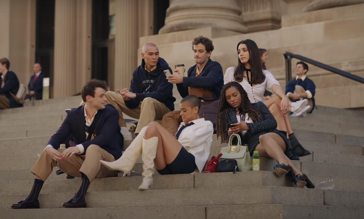 """Ya tenemos un primer vistazo al reinicio de """"Gossip Girl"""" en el nuevo trailer de HBO Max"""