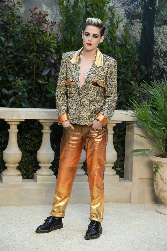 Kristen Stewart. Fotografía: Getty