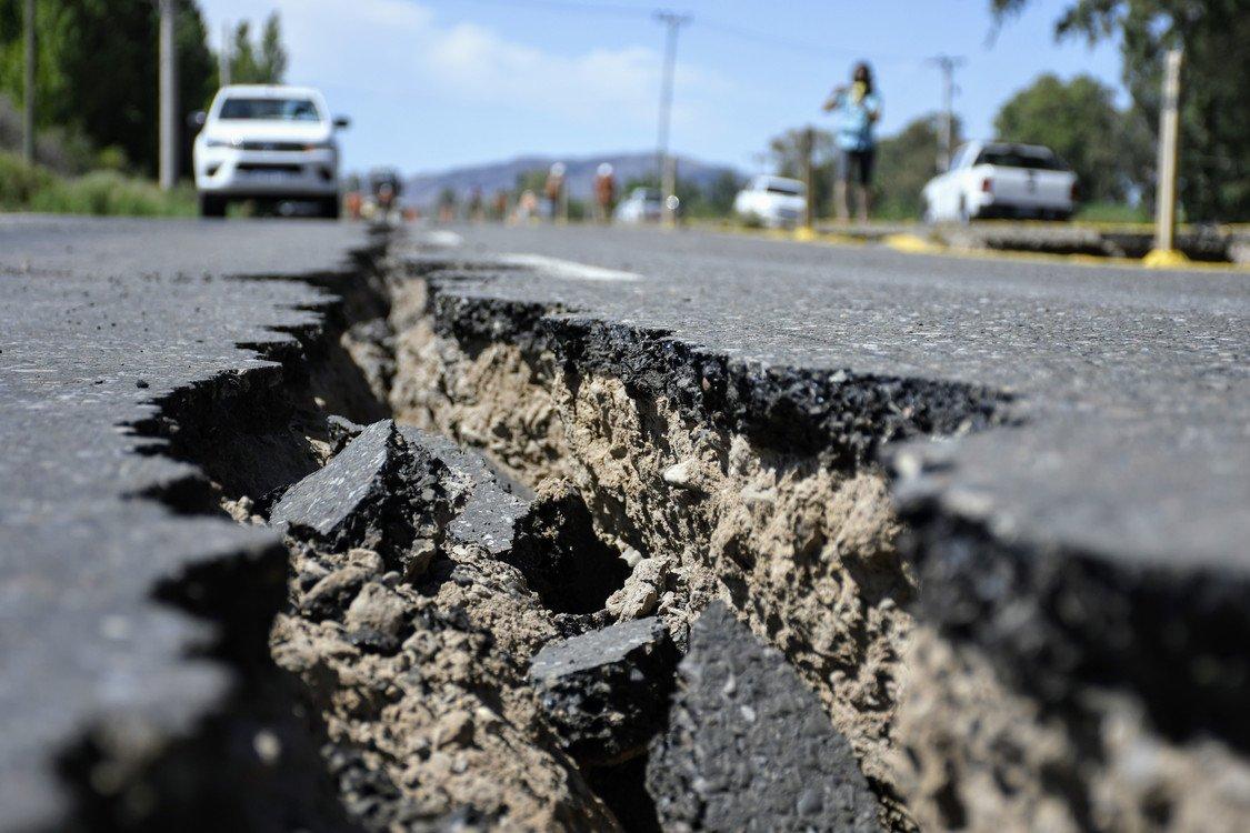 Sismo de 6,4 grados de magnitud sacude a Argentina y algunas zonas de Chile