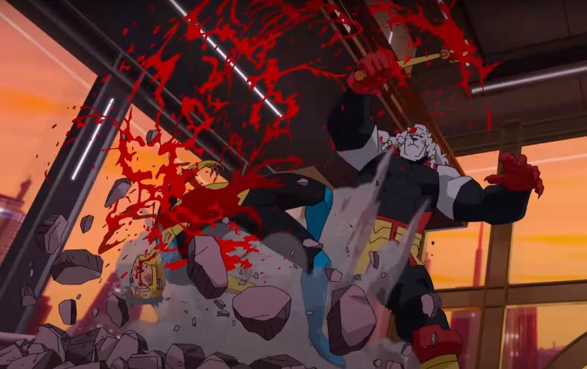 """""""Invincible"""": Amazon adapta el icónico cómic de Robert Kirkman en una serie animada llena de violencia y superhéroes"""