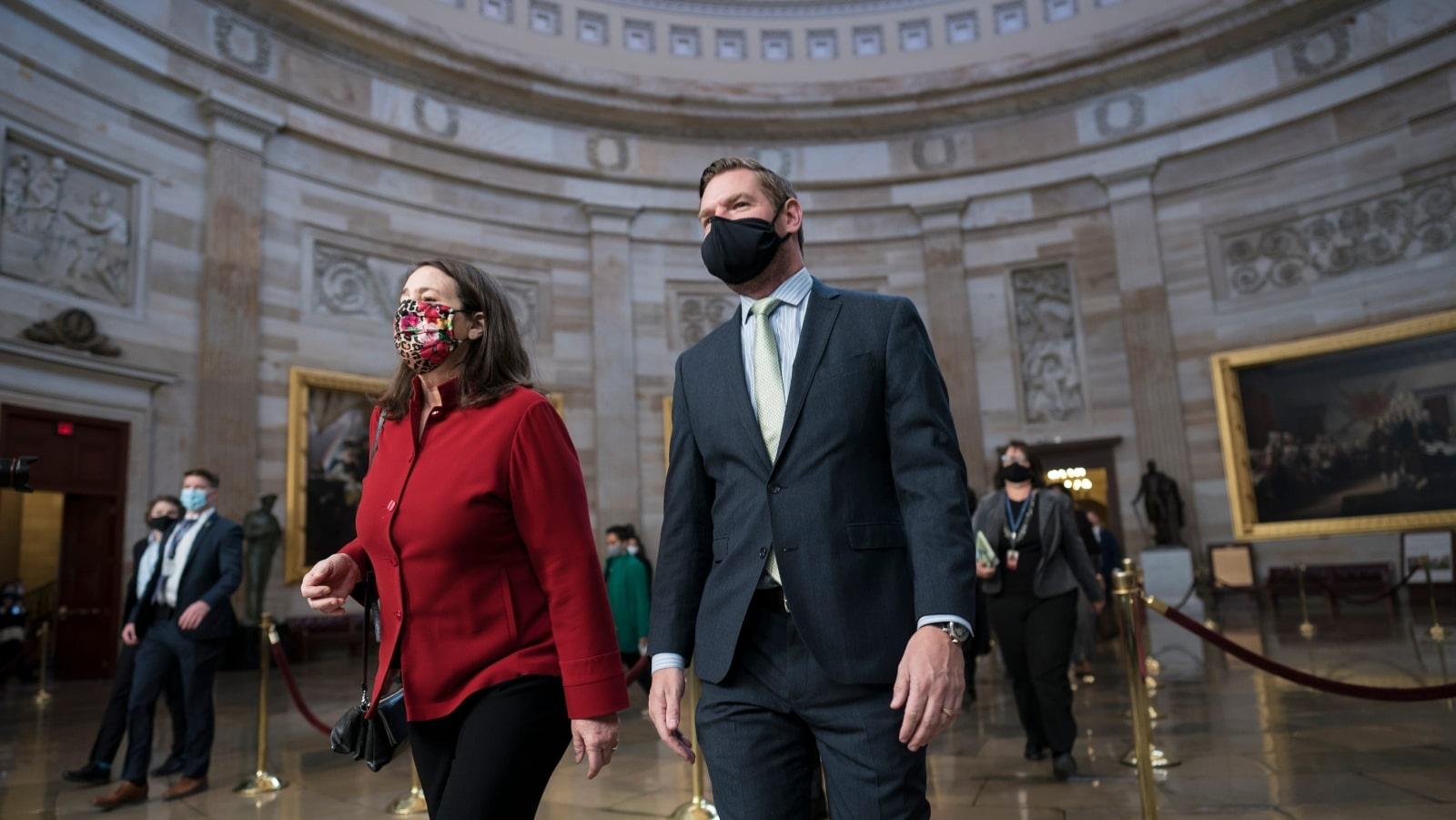 EE.UU.: Senado inicia segundo juicio político en contra de Donald Trump, que busca su inhabilitación política