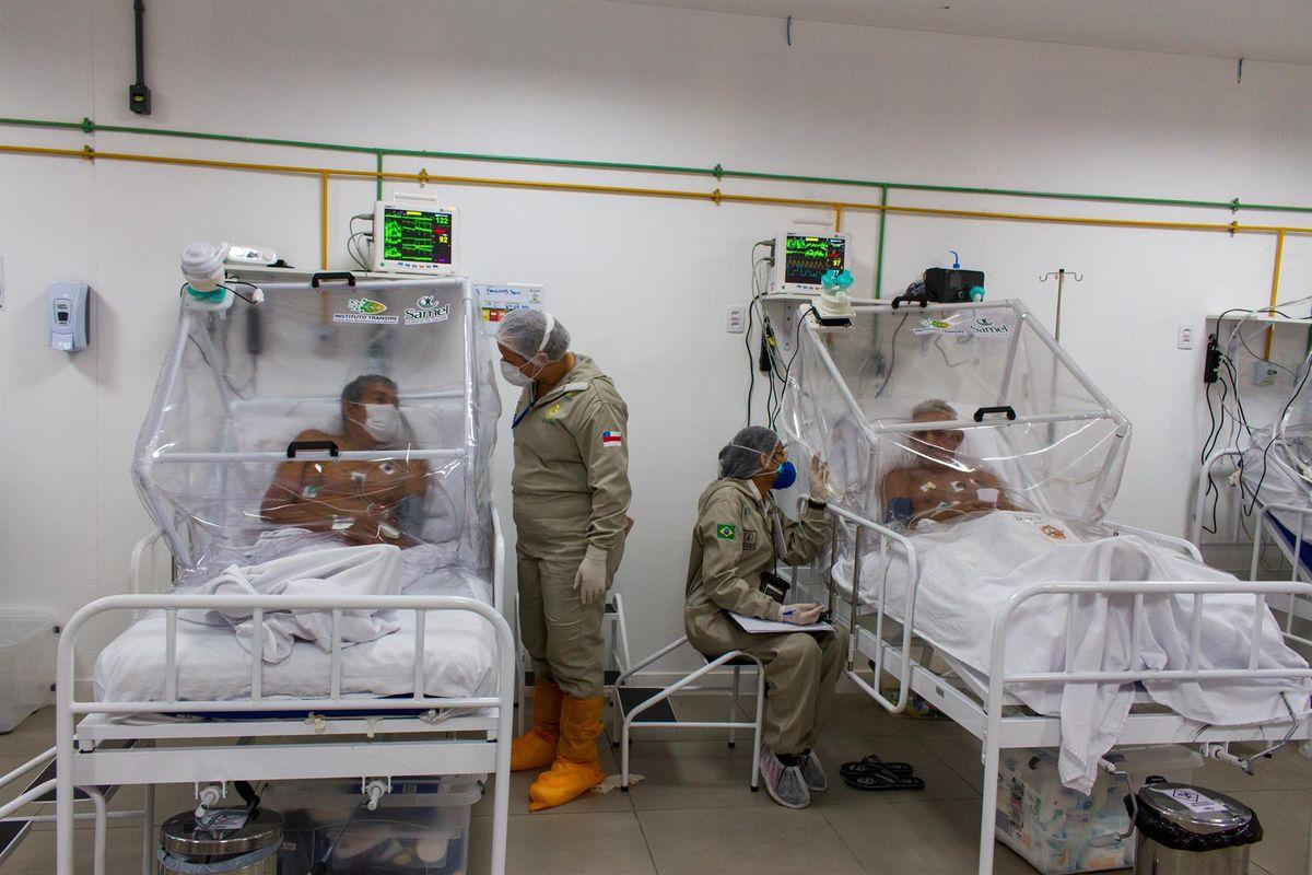 Coronavirus: Brasil registra récord de fallecidos en las últimas horas; Pfizer y AstraZeneca no venderán vacunas al sector privado en Ecuador