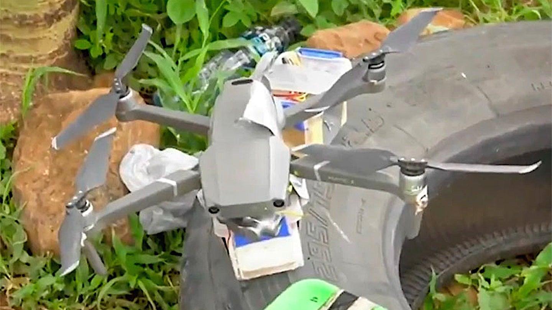 México: Cartel de Jalisco ataca a la policía con dos drones bomba