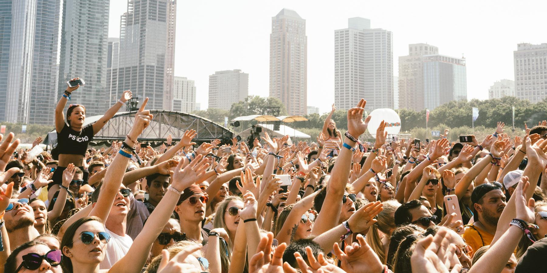 Ya es oficial: Lollapalooza volverá en 2021 a capacidad completa en Chicago